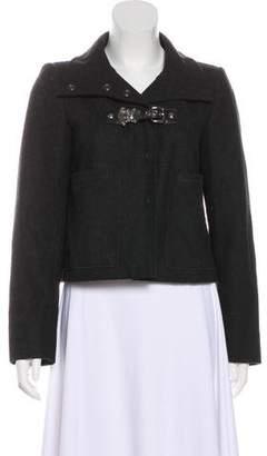 Miu Miu Heavyweight Wool Jacket