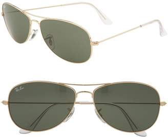Ray-Ban New Classic Aviator 59mm Sunglasses