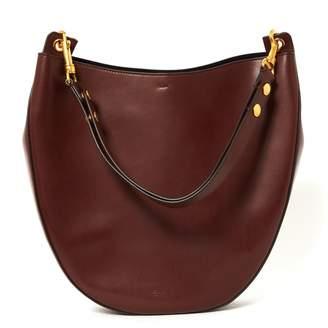 Celine Hobo leather handbag