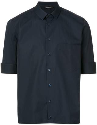 Neil Barrett short sleeve shirt
