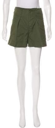 Etoile Isabel Marant High-Rise Mini Shorts