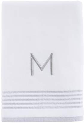 Sonoma Goods For Life SONOMA Goods for Life Monogram Bath Towel