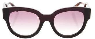 Marni Oversize Gradient Sunglasses