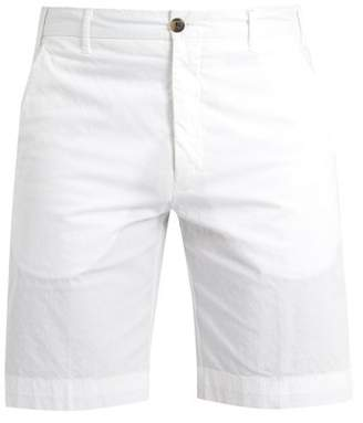 J.w.brine J.W. BRINE New Chriss stretch-cotton jacquard chino shorts