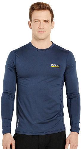 Polo Sport Paneled Compression T-Shirt
