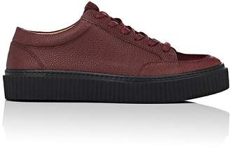 Barneys New York MEN'S CREEPER-SOLE SNEAKERS