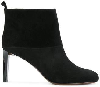 Golden Goose suede heeled boots