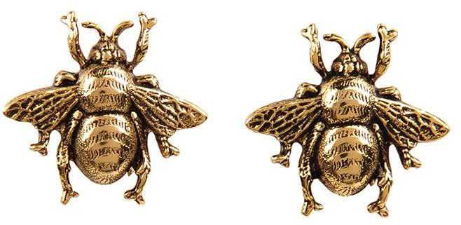 Yochi Design Yochi Bee Earrings