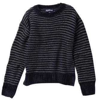 Freshman Long Sleeve Chenille Sweater (Big Girls)