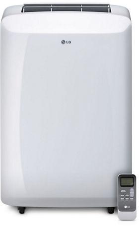 Lg 10000 BTU 115V Portable Air Conditioner with Remote Control
