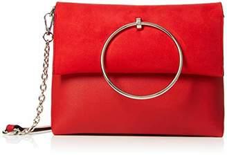 New Look Womens Matilda Metal Handle Shoulder Bag