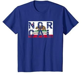 Nor Cal California Republic T-Shirt | T-Shirt