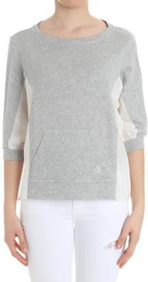 Emporio Armani Silk And Cotton Sweater