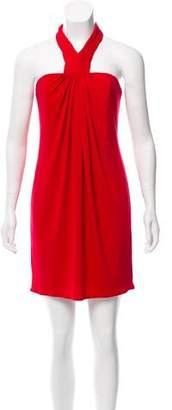 Laundry by Shelli Segal Strapless Mini Dress