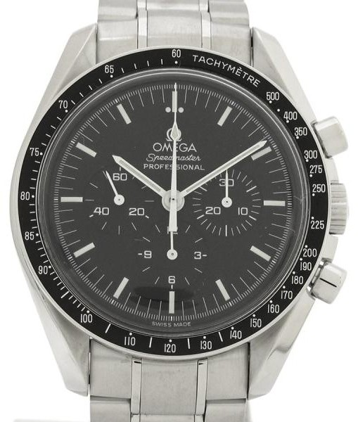 Omega Omega Speedmaster 3570.50 Stainless Steel Hand-Winding 40mm Mens Watch