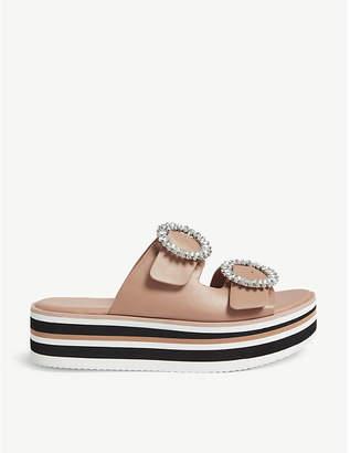 Aldo Vydien faux-leather sandals