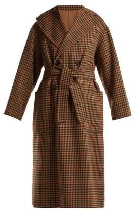 Max Mara Faro Coat - Womens - Brown Multi