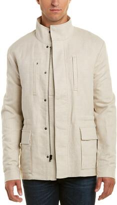 James Perse Linen Jacket