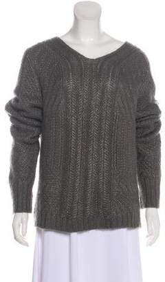 Gucci Silk Oversize Sweater