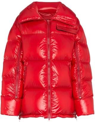 Calvin Klein super oversized puffer jacket
