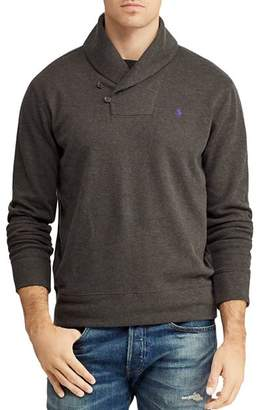 Polo Ralph Lauren Estate Shawl-Collar Sweater