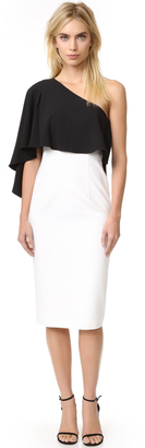Black Halo Maeve Sheath Dress $375 thestylecure.com