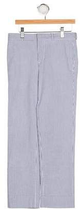 Brooks Brothers Boys' Pinstripe Pants