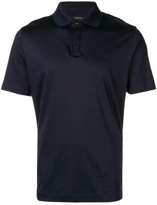 Ermenegildo Zegna basic polo shirt