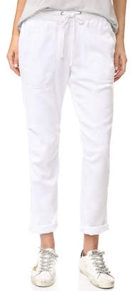 James Perse Twill Pants $225 thestylecure.com