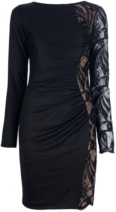 Pucci Asymmetric dress