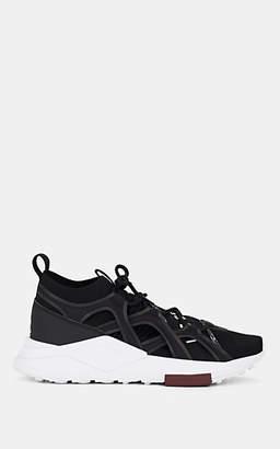 Puma Men's Les Benjamins Mesh & Neoprene Sneakers - Black