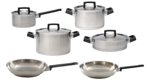 Berghoff Ron Stainless Steel Cookware Set (10 PC)