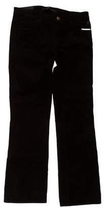J Brand Mid-Rise Corduroy Pants w/ Tags