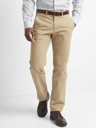 Gap Original Khakis in Straight Fit with GapFlex