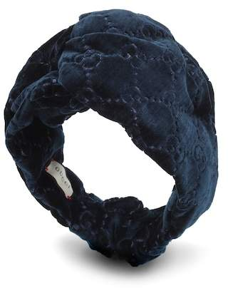 Gucci GG velvet headband