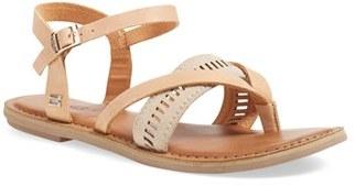Women's Toms 'Lexie' Sandal $78.95 thestylecure.com
