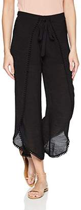 Amy Byer A. Byer Junior's Wrap Front Pants
