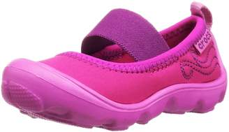 Crocs Girl's Duet Busy Day PS Mary Jane
