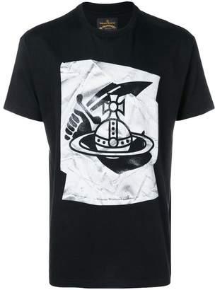 Vivienne Westwood printed logo T-shirt
