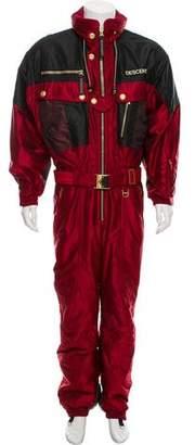 Descente Two-Tone Snow Suit
