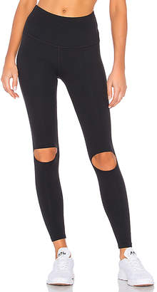 Beyond Yoga Got To Slit High Waisted Legging
