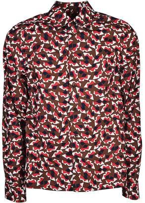 Marni Pattern Printed Shirt