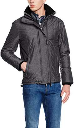 Superdry Men s Quilted Athletic Windcheater Track Jacket cc0e6854761