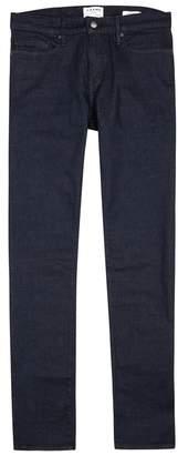 Frame L'homme Dark Blue Skinny Jeans