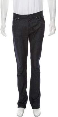 Alexander McQueen Five-Pocket Slim-Fit Jeans