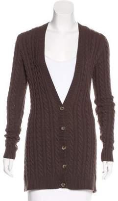 Michael Kors Cable Knit Cardigan