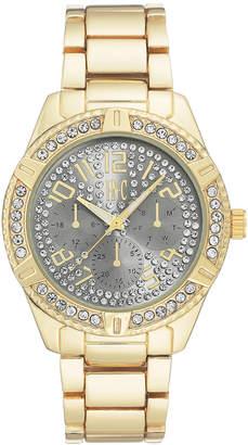 INC International Concepts I.n.c. Men's Link Bracelet Watch 44mm