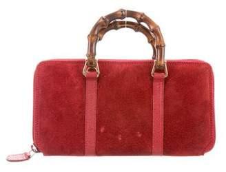 Gucci Vintage Strap Wallet