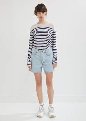 Acne Studios Light Blue Shorts