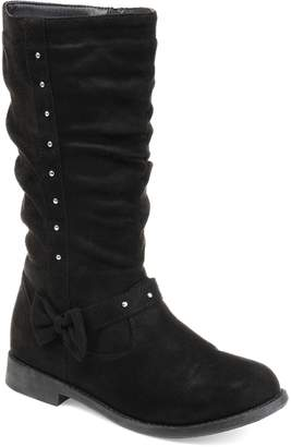 Journee Collection Merida Girls' Riding Boots